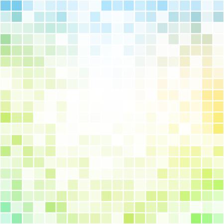 Résumé pixel coloré fond lumineux Vecteurs