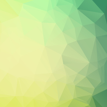 building structure: Abstract triangle mosaic gradient colorful  Illustration