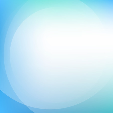 Colorful blue light abstract  Illustration