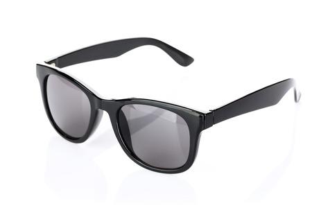 Glasses. Isolated on white background photo