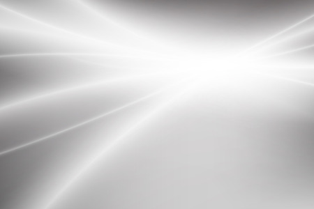 Grayscale light gradient abstract background with copy space