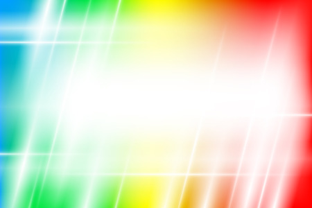 blue and green: Colorful light abstract background with copy space Illustration