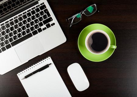 Mesa de mesa de escrit