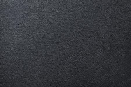 Black leather texture background Stockfoto