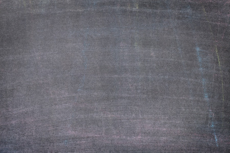 Blackboard or chalkboard background with copy space