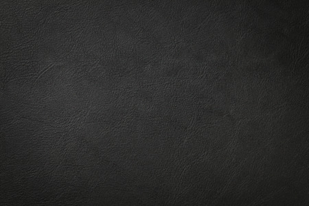 質地: 黑色皮革紋理背景