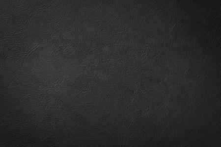 tekstura: Czarna skóra teksturę tła Zdjęcie Seryjne