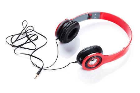 Headphones. Isolated on white background Zdjęcie Seryjne - 45492194
