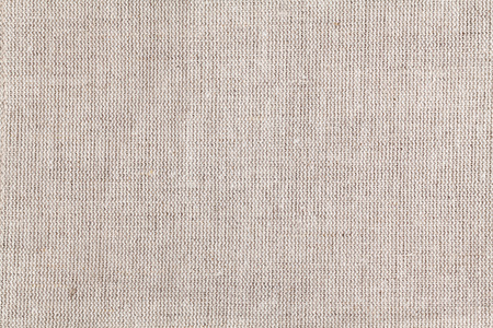 Fabric linen burlap cloth texture 免版税图像