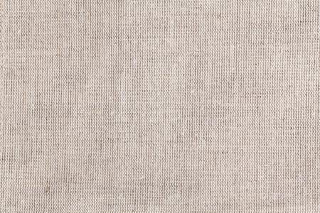 Fabric linen burlap cloth texture Banque d'images