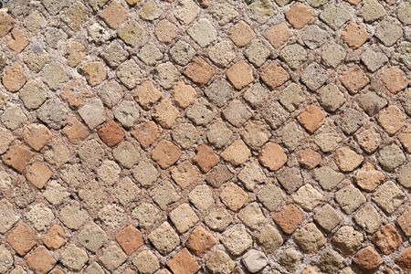 wall texture: Old stone wall texture