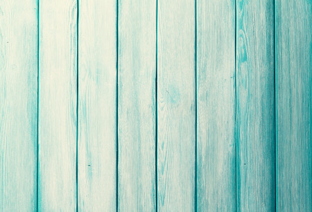 wood panel: Blue rustic wooden background texture