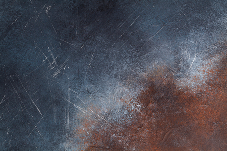 Old rusted metal texture background