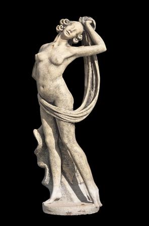 Greek archaic statue of Aphrodite Stock Photo - 15875503