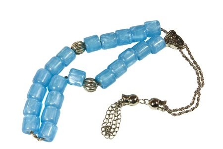 chaplet: Decorative traditional chaplet isolated