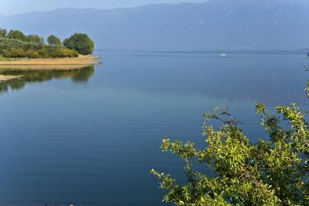 kerkini: Kerkini lake at Macedonia, Greece