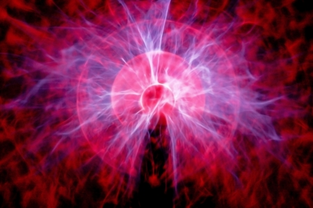 Particle explosion alike artistic creation Stock Photo - 15875549