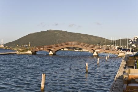 ionio: Island and city of Lefkada at ionio, Greece
