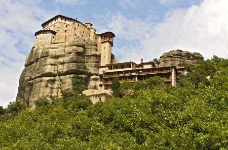 kalambaka: Monastery at Meteora near Kalambaka in Greece