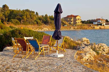 ionio: Kefalonia island in Greece