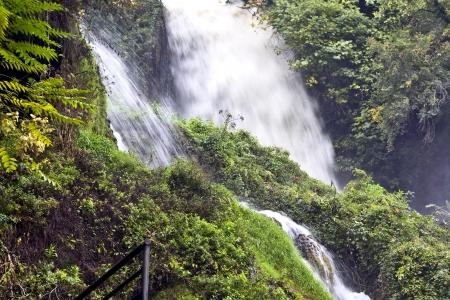 Waterfall near Edessa city in Greece Stock Photo - 15924810