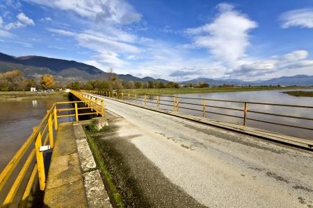 River Strymonas at North Greece  Stock Photo - 15922396