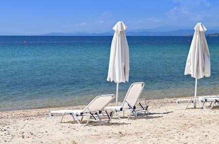 sithonia: Scenic beach at Sithonia of the Halkidiki in Greece