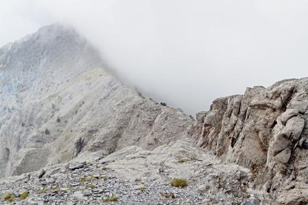 olympus: Mt  Olympus in Greece