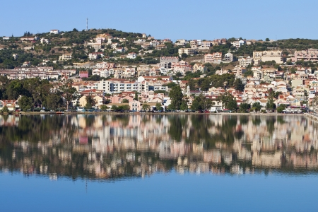 Argostoli city at Kefalonia island in Greece Stock Photo - 15945621