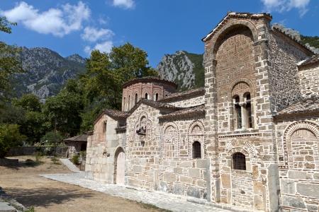 pili: Old church of Porta Panagia at Trikala city in Greece