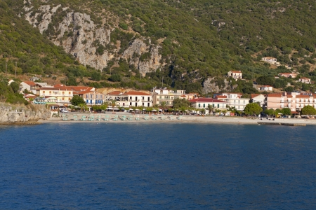 kefalinia: Kefalonia island in Greece