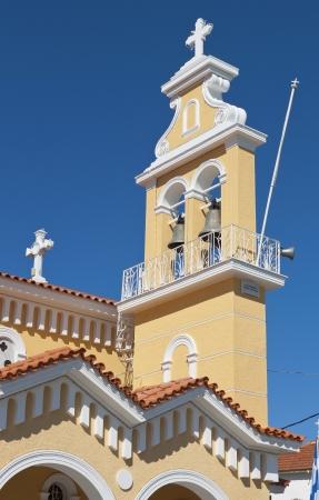kefallinia: Orthodox chapel at Kefalonia island in Greece