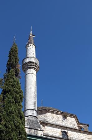 Aslan Pasha Mosque at Ioannina city in Greece