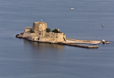 nauplio: Nafplio city at Peloponnese, south Greece  Editorial