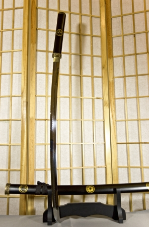 daito: Traditional Japanese samurai sword
