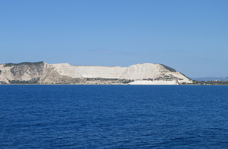 islet: Gyali islet near Nysiros island in Greece