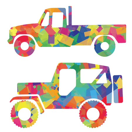 jeep: The jeep which carries a dream Illustration