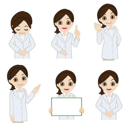 researcher: Movement of female researcher