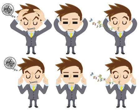 ビジネスマンの方法