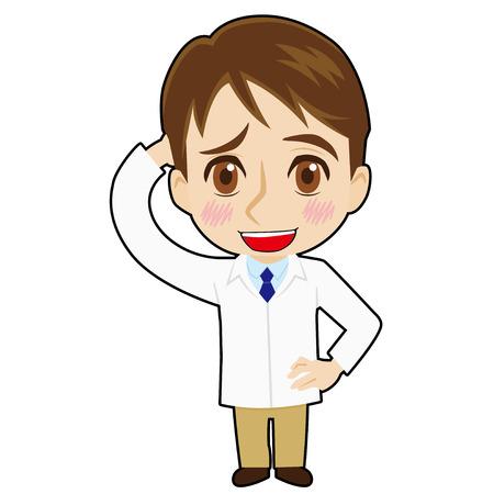 bashful: Bashful pharmacist
