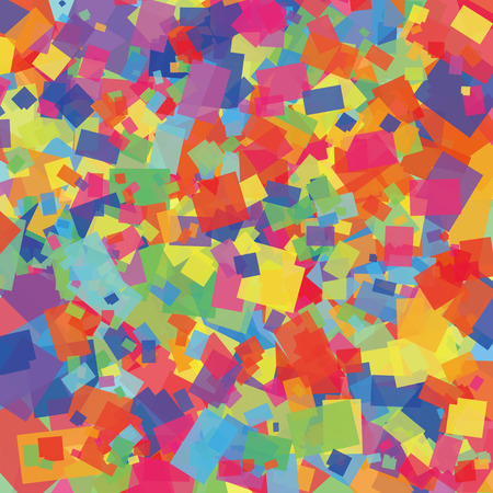 texture of colorful cellophane