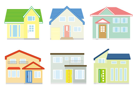 standard: Standard Japanese house  Illustration
