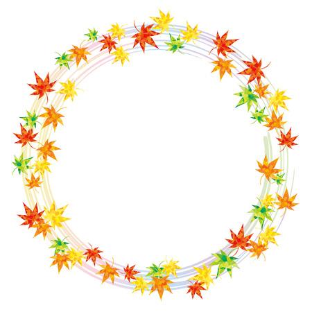 Ring of maple rainbow