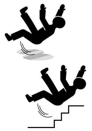 slip homme: marque de linge Illustration