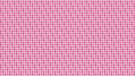 Square of the grid-pink-lateral length Illustration