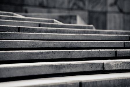 Abstrakt Schritte Standard-Bild - 39893292