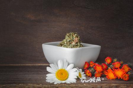 hawkweed: Homeopathy