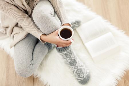 calcetines: Día de invierno