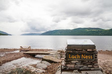loch ness: Loch Ness in Scotland