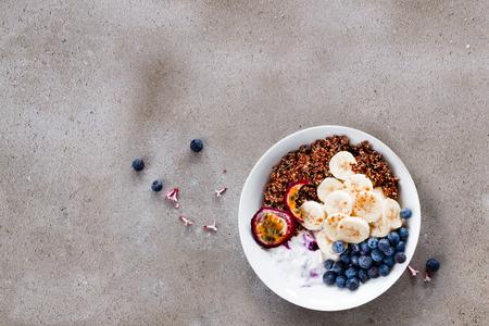 nutriments: Quinoa breakfast